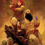 Rat Queens Gets New Artist